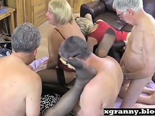 Daddies And Shemales Group Orgy Drtuber