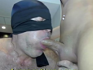 I Deep Throat Enormous Ladyboy Lovely Cock