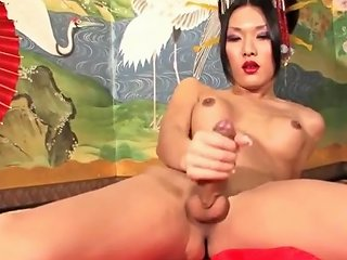 Compilation Shesmale Japan Cums